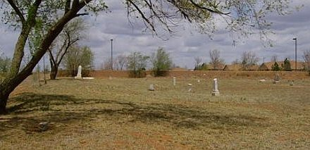 Black Tower Cemetery, Cannon AFB, Curry County, New Mexico