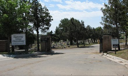IOOF Cemetery, Silver City, Grant County, New Mexico