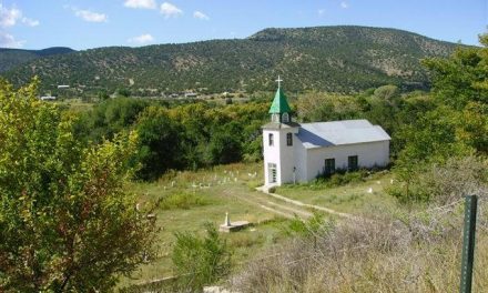 San Patricio Church Cemetery, San Patricio, Lincoln County, New Mexico