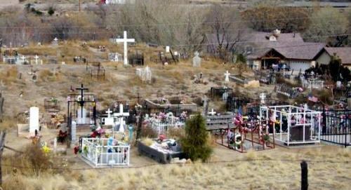 Santo Nino Cemetery, Carnuel, Bernalillo County, New Mexico
