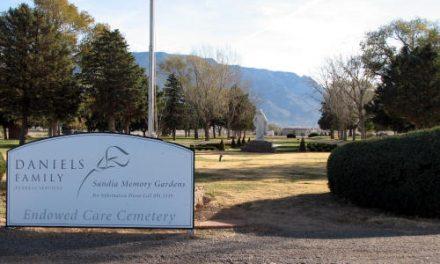 Sandia Memory Gardens, Albuquerque, Bernalillo County, New Mexico