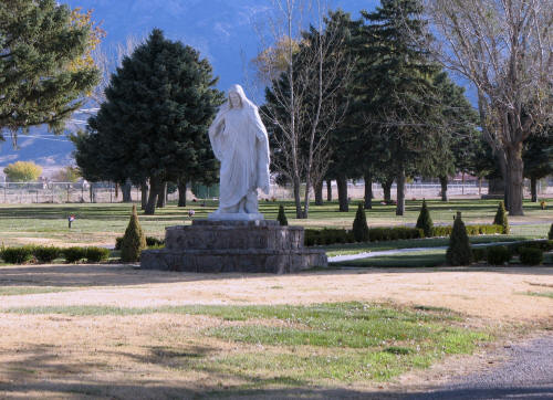 Sandia Memorial Gardens, Albuquerque, Bernalillo County, New Mexico