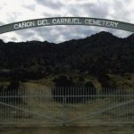 Canon del Carnuel Cemetery, Bernalillo County, New Mexico
