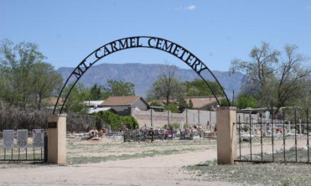 Mt. Carmel Cemetery, Albuquerque, Bernalillo County, New Mexico