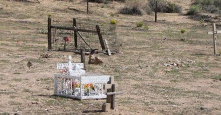 Candelaria Cemetery, Albuquerque, Bernalillo County, New Mexico