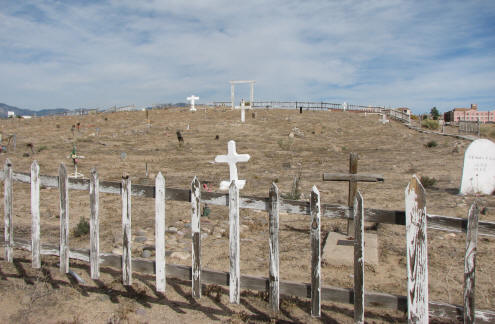 Benino Cemetery, Albuquerque, Bernalillo County, New Mexico