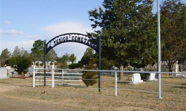 Texico Cemetery, Texico, Curry County, New Mexico