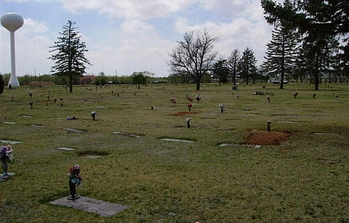 Lawn Haven Cemetery, Clovis, Curry County, New Mexico