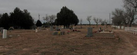 Melrose Memorial Cemetery, Melrose, Curry County, New Mexico