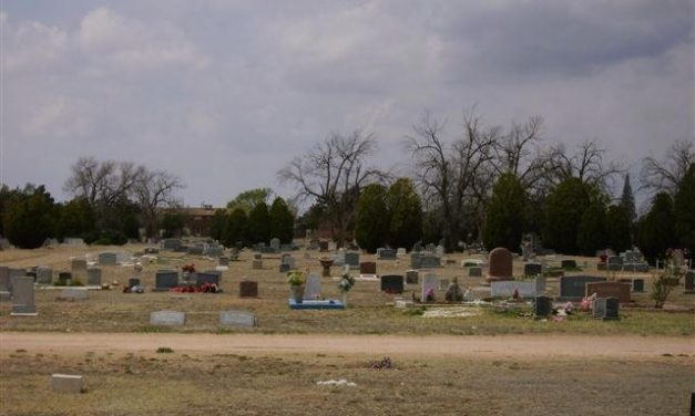 Mission Garden Cemetery, Clovis, Curry County, New Mexico