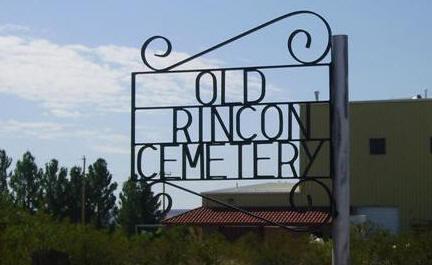 Old Rincon Cemetery, Rincon, Doña Ana County, New Mexico