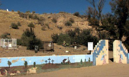 Atrisco Cemetery, Albuquerque, Bernalillo County, New Mexico