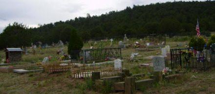 Aragon Cemetery, Catron County, New Mexico