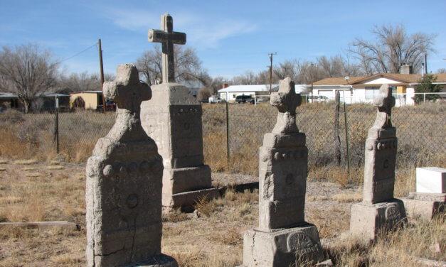 Sacred Heart Cemetery, Quemado, Catron County, New Mexico