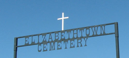 Elizabethtown Cemetery, Elizabethtown, Colfax County, New Mexico