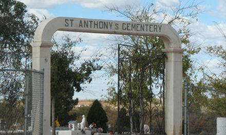 Saint Anthony Cemetery, Fort Sumner, De Baca County, New Mexico