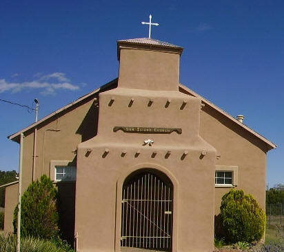 San Isidro Church Cemetery, Sedillo, Bernalillo County, New Mexico