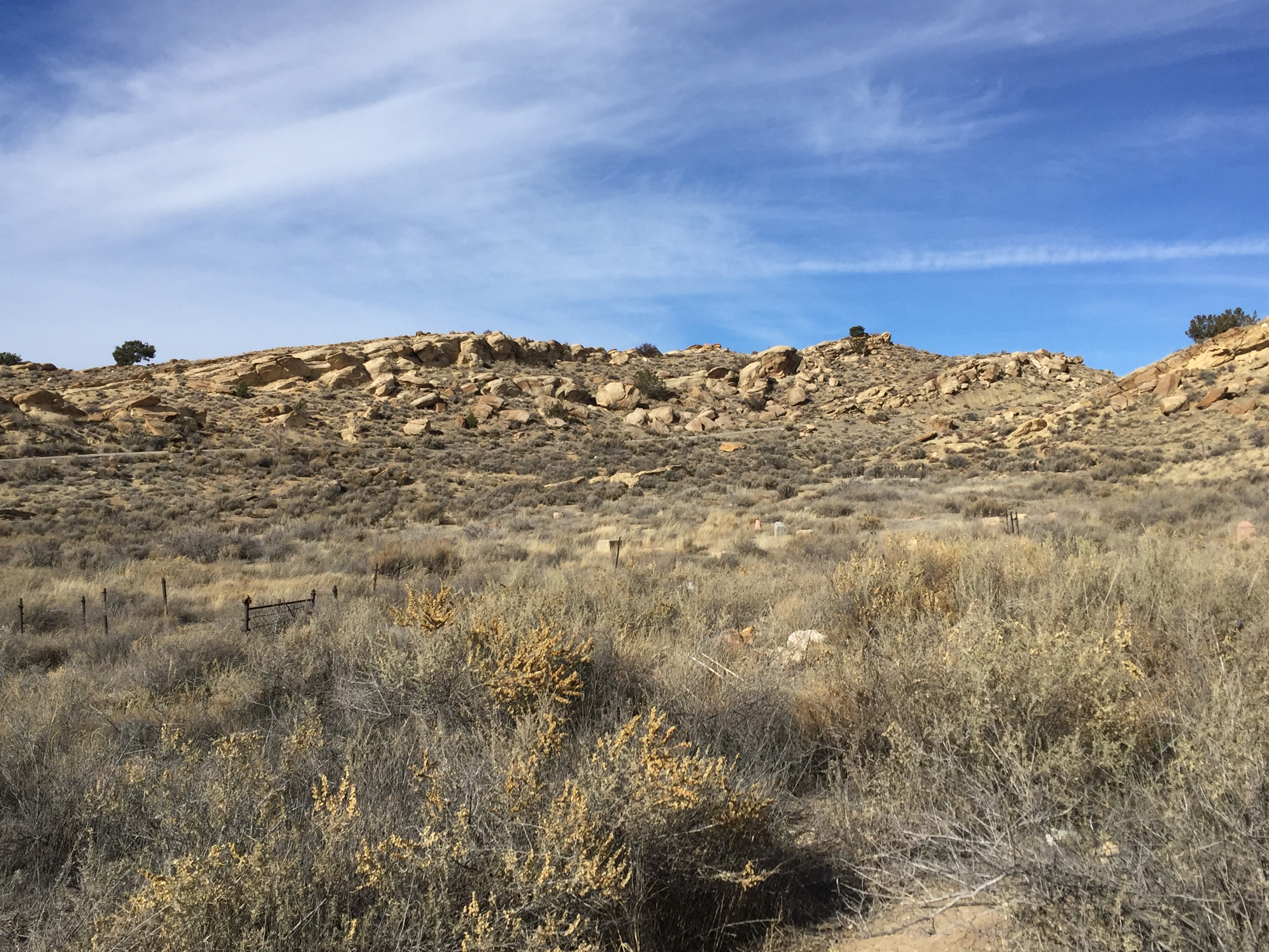 Old Gallup Cemetery