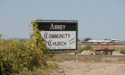 Arrey Community Church Cemetery, Sierra County, New Mexico