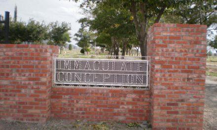 Immaculate Conception Cemetery, Alamogordo, Otero County, New Mexico