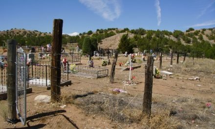 Dixon (Old) Catholic Cemetery, Rio Arriba County, New Mexico