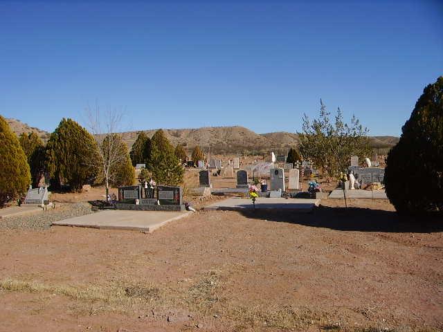 La Joya Cemetery