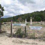 Abreu Cemetery, Rayado, Colfax County, New Mexico