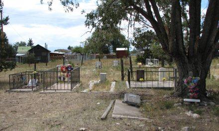 Truchas Pueblo Cemetery, Truchas, Rio Arriba County, New Mexico