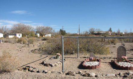 Doña Ana Methodist Cemetery, Doña Ana County, New Mexico