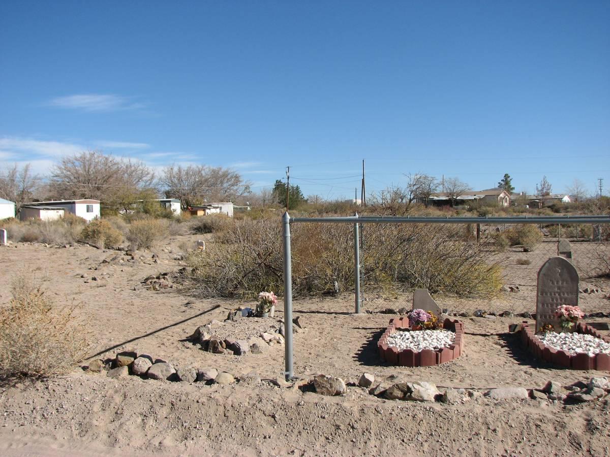 Dona Ana Methodist Cemetery, Dona Ana County, New Mexico