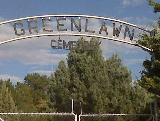 Greenlawn Cemetery, Farmington, San Juan County, New Mexico