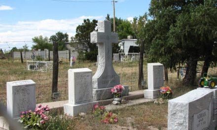 Martinez Cemetery, Truchas, Rio Arriba County, New Mexico