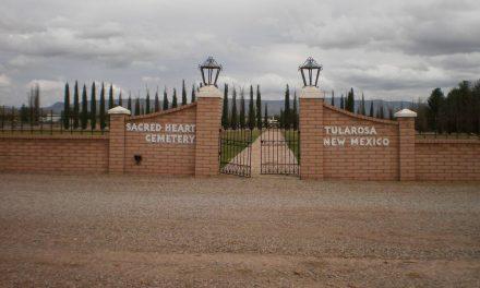 Tularosa Catholic Cemetery, Tularosa, Otero County, New Mexico