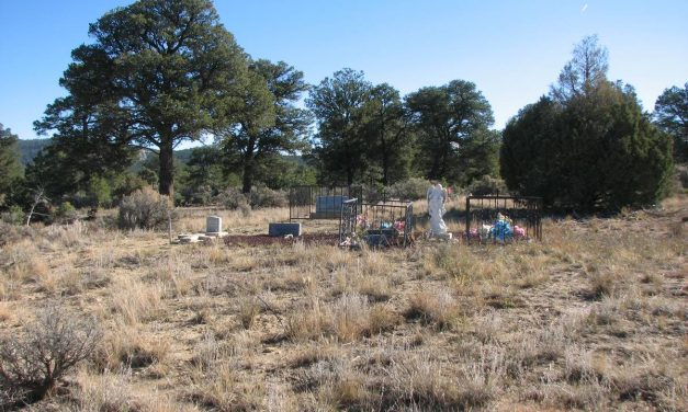 Cedar Grove Cemetery, Rio Arriba County, New Mexico (S of Cebolla)