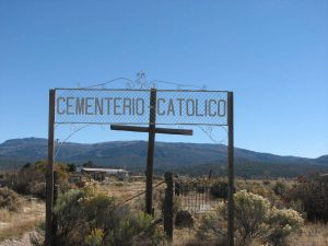 Cemeterio Catolico, Los Ojos, Rio Arriba County, New Mexico