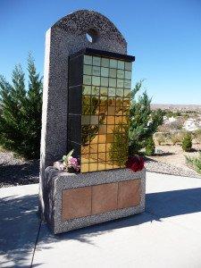 Veterans Memorial Park Columbarium, Truth or Consequences, Sierra County, New Mexico