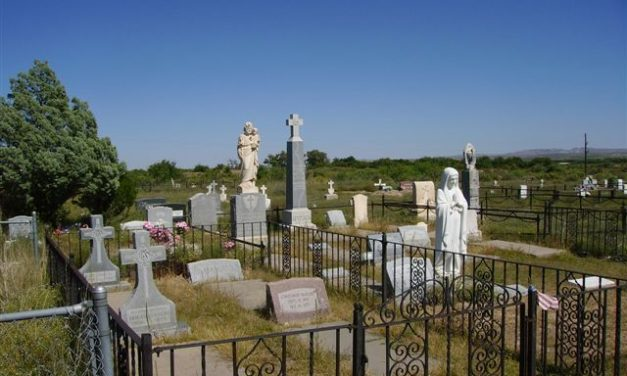 Saint Antonio Catholic Cemetery, San Antonio, Socorro County, New Mexico