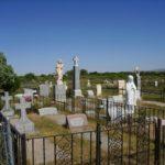 San Antonio Churchyard Cemetery, Abeytas