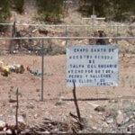 Nuestra Senora de Talpa Cemetery, Villanueva, San Miguel, New Mexico
