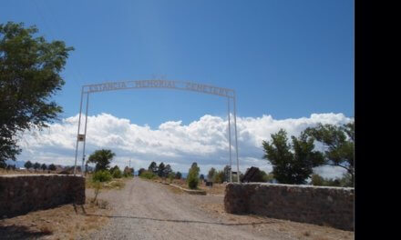Estancia Memorial Cemetery, Estancia, Torrance County, New Mexico
