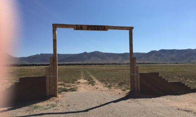 La Puerta Cemetery, Valencia County, New Mexico