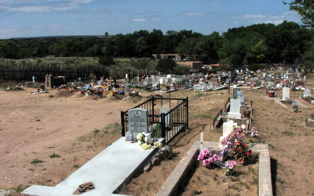 Nambe Catholic Cemetery, Nambe, Santa Fe County, New Mexico