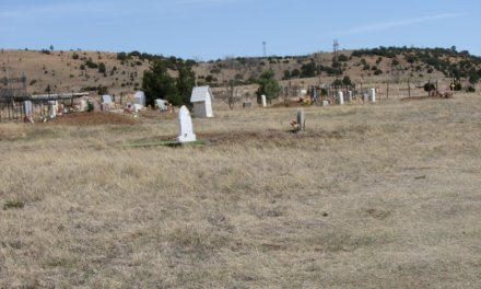 Saint Anthony Cemetery, Las Vegas, San Miguel County, New Mexico