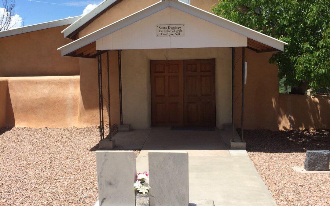 Capilla De Santo Domingo Churchyard Cemetery, Cundiyo, Santa Fe County, New Mexico
