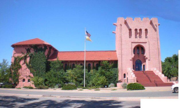 Scottish Rite Temple, Santa Fe, Santa Fe County, New Mexico